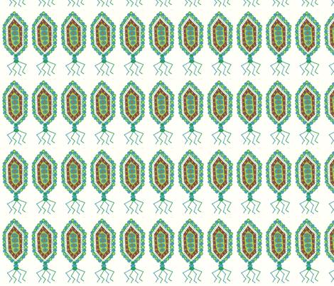 earthyvirus1 fabric by jkayep2 on Spoonflower - custom fabric