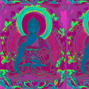 Medicine Buddha-ed
