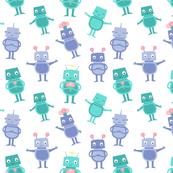 Robot Sweeties
