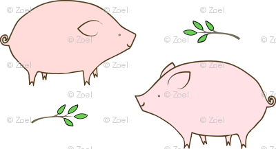 Pig and Twig