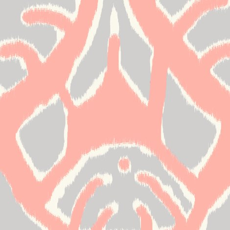Gray_and_coral_ikat_shop_preview