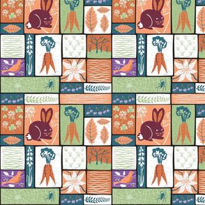 Garden Grid 4