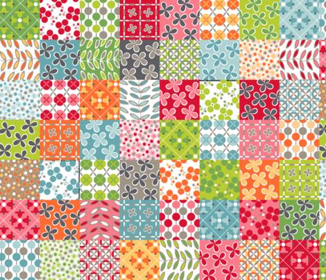Cheater Friday fabric by melaniesullivan on Spoonflower - custom fabric