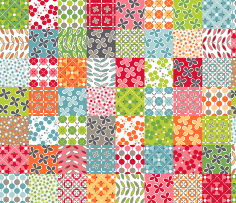 Cheater Friday fabric by melaniesullivan on Spoonflower - custom fabric