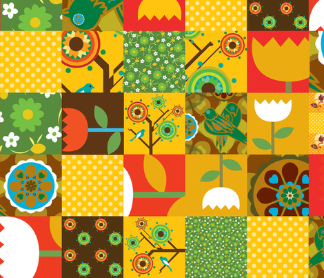 Genus fabric by royalforest on Spoonflower - custom fabric