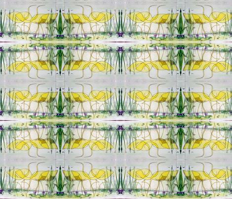 waterbird blur fabric by yarrow4 on Spoonflower - custom fabric