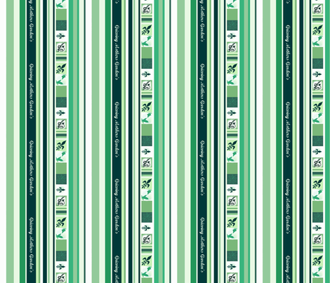Stripe logo - Grieving Mothers fabric by paragonstudios on Spoonflower - custom fabric