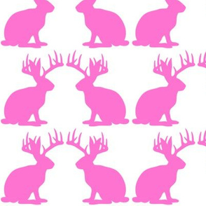 Pink jacks
