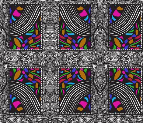 JamJax Cheats fabric by jamjax on Spoonflower - custom fabric