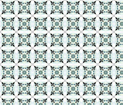 Grieving Mothers - fleur-de-lis fabric by paragonstudios on Spoonflower - custom fabric