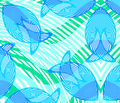 SchoolDaze fabric by yargnad on Spoonflower - custom fabric