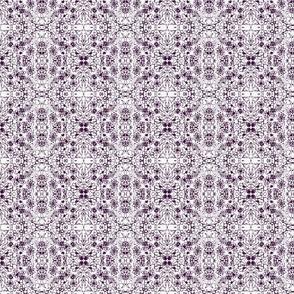 Floral Medley Purple