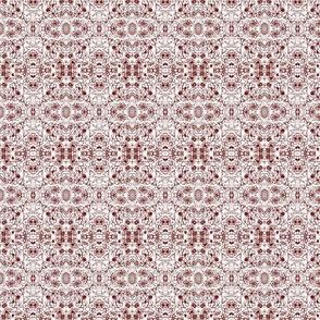 Floral Medley Red