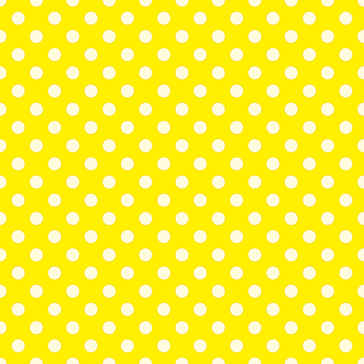 yellow with white dots wallpaper - anntuck - spoonflower