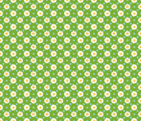 Rrdaisies_chloropyl_with_bright_blue_dots_shop_preview
