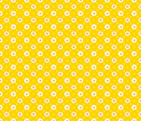 Rdaisies_yellow_with_yellow_dots_shop_preview