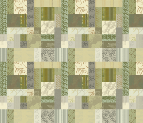Neutrals fabric by wiccked on Spoonflower - custom fabric