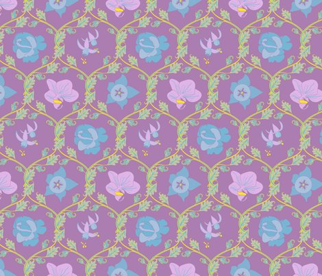 Rsummer_flowers_with_scroll_diamonds_-_purple_ground_shop_preview