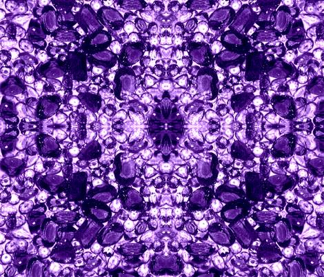 Huge Amethyst fabric by paragonstudios on Spoonflower - custom fabric