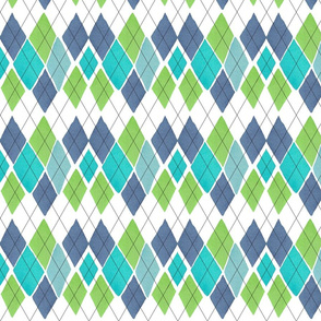 C'EST LA VIV™ ARGYLE & DIAMOND Collection_MONDAY ARGYLE