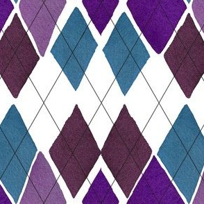 C'EST LA VIV™ ARGYLE & DIAMOND Collection_WEDNESDAY ARGYLE