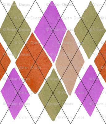 C'EST LA VIV™ ARGYLE & DIAMOND Collection_FRIDAY ARGYLE