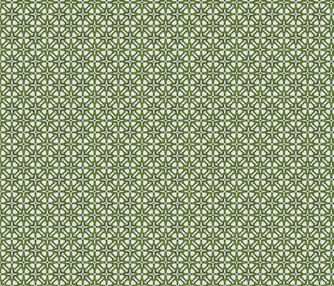 Lumière Glaze - Mint fabric by kristopherk on Spoonflower - custom fabric