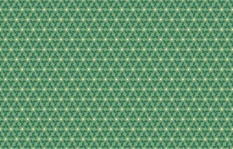 Green Greyhounds gg1s ©2010 by Jane Walker fabric by artbyjanewalker on Spoonflower - custom fabric