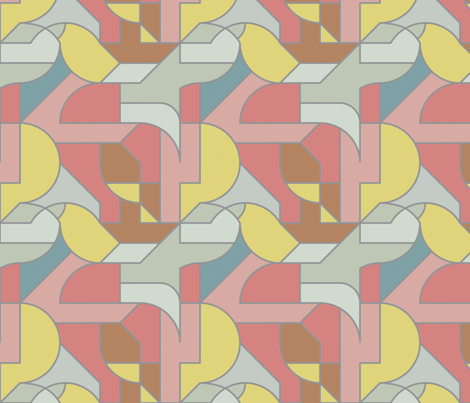 25c1 fabric by davidmatthewparker on Spoonflower - custom fabric