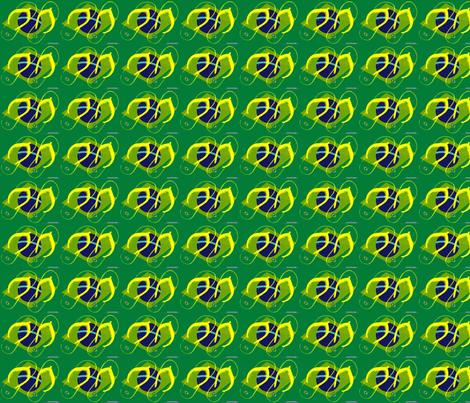 Brazil Art Fabric fabric by _vandecraats on Spoonflower - custom fabric