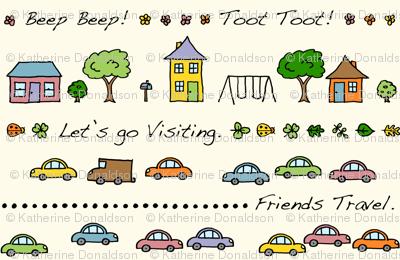 Let's Go Visiting