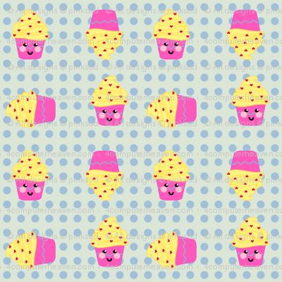 LiL'  Happy Cuppycake Party!  - © PinkSodaPop 4ComputerHeaven.com