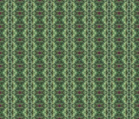 GREENZEL by SUE DUDA fabric by suedudadesigns on Spoonflower - custom fabric