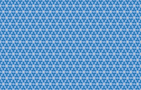 Blue Greyhounds GG1s ©2010 by Jane Walker fabric by artbyjanewalker on Spoonflower - custom fabric