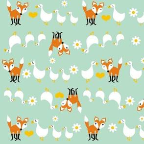 Fox & Goose