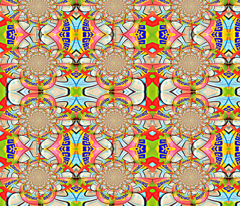 Vegas Camper fabric by triciafrances on Spoonflower - custom fabric
