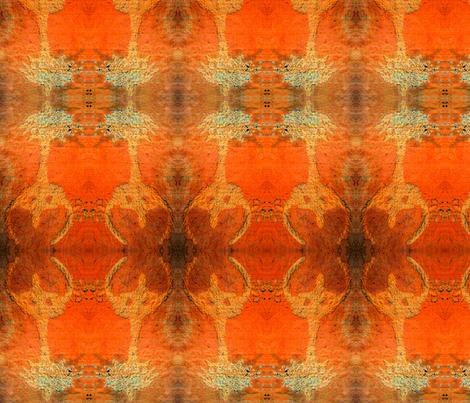big firefeet fabric by nicoledupont2 on Spoonflower - custom fabric
