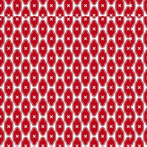 redgeometricspoonflower