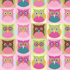 Alexander Owls - pink