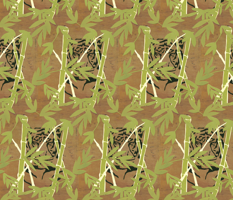 Lurker fabric by evenspor on Spoonflower - custom fabric
