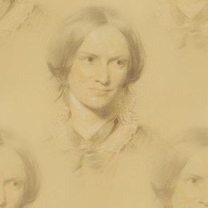 Charlotte Bronte ~ Thinking of Monsieur Heger