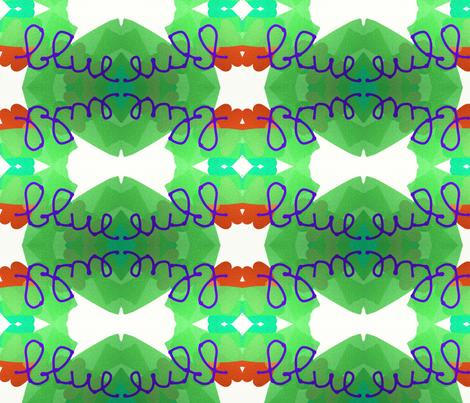 My Favorite Color fabric by _vandecraats on Spoonflower - custom fabric