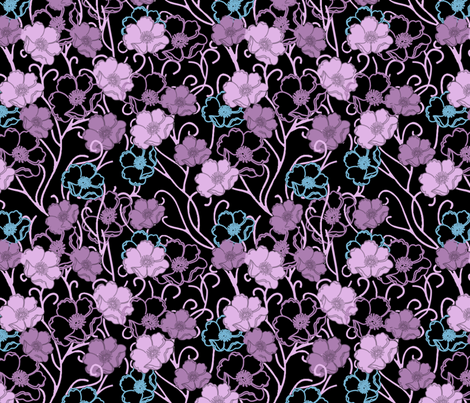Out_in_the_Fields fabric by blakeneyd on Spoonflower - custom fabric