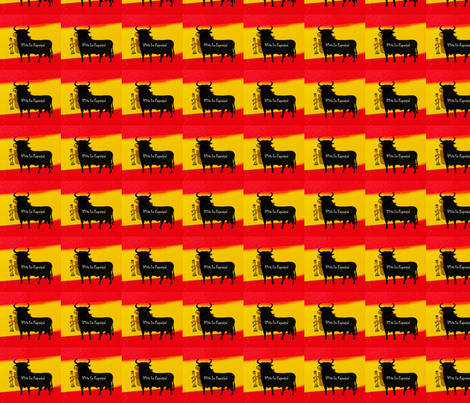 Worldcup Champion 2010 fabric by _vandecraats on Spoonflower - custom fabric