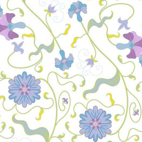 Floral Sprays - Summer Colors