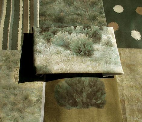 Beige Landscape