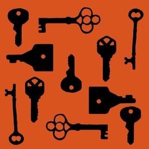 orange keys