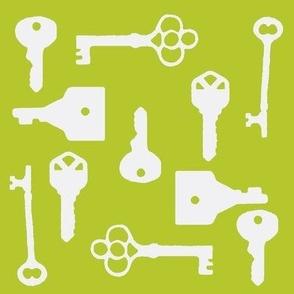 green keys