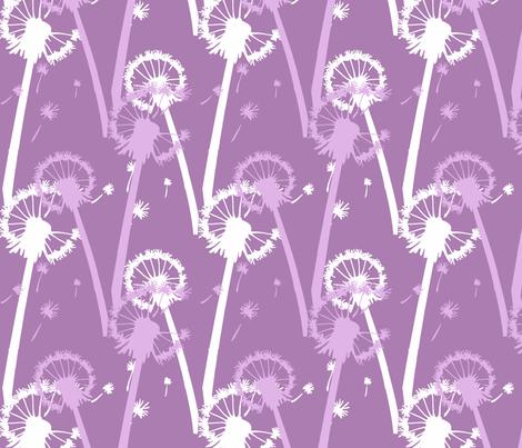 Summer_flowers_fat_quarter fabric by nicoletta on Spoonflower - custom fabric