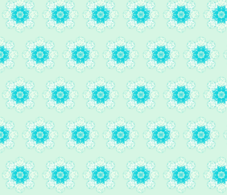 summer snow fabric by agnewandroberts on Spoonflower - custom fabric